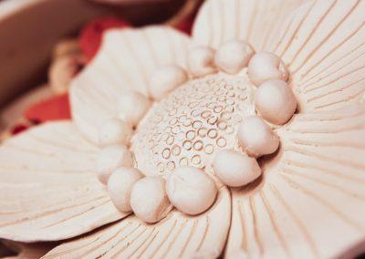 Osterferien: Blütenzauber in der Keramikwerkstatt
