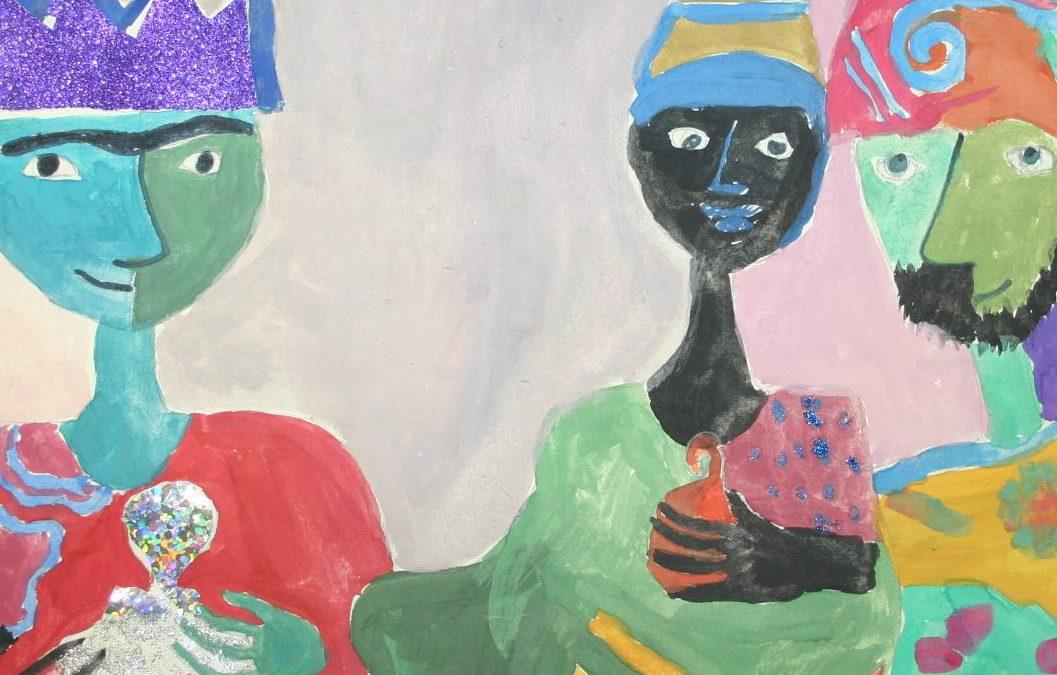 Weihnachten bei den 'Jungen Künsten'