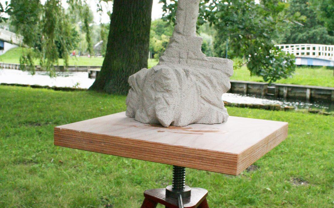 Sommerferien – Bildhauerei