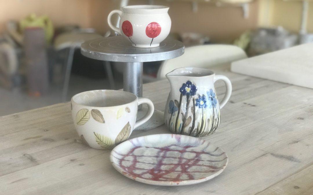 Sommerferien- Keramikwerkstatt