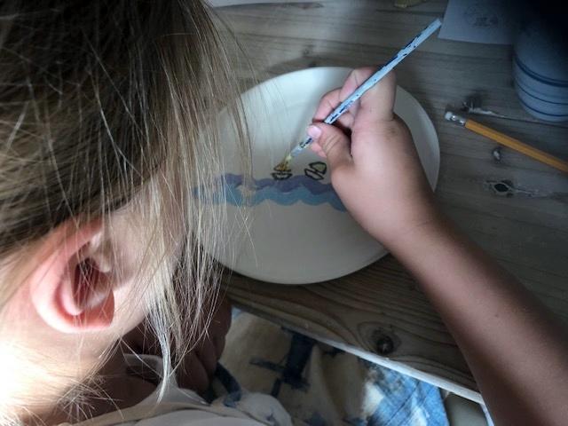 Offene Keramikmalwerkstatt