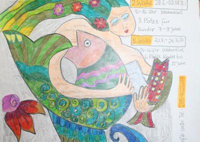 Galerie: Sommerferien in der Jugendkunstschule