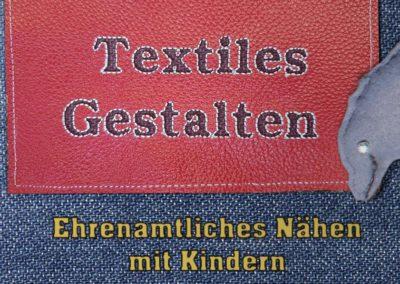Ehrenamtliches Engagement-Textiles Gestalten
