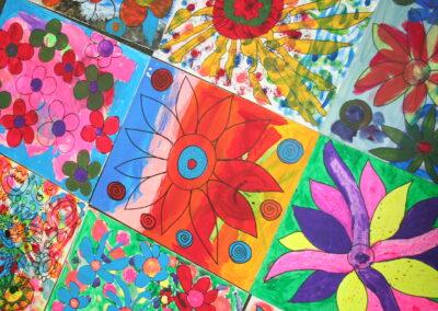 Bildende Kunst in der Interkulturelle Woche