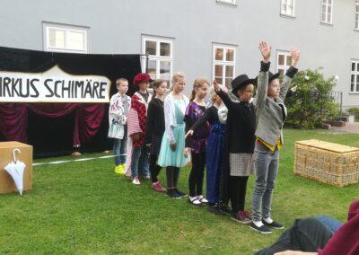 """Theaterkurs """"Schimäre"""""""