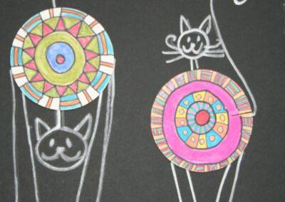 Familienaktion: Katz und Maus