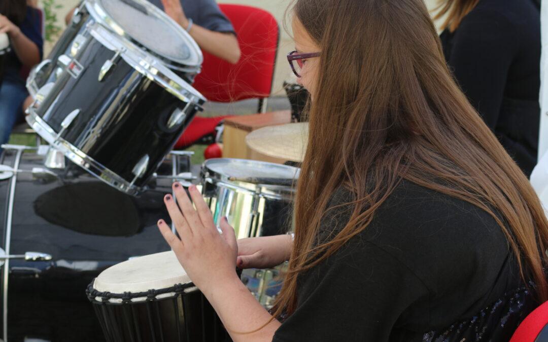 Schnupperstunde: Gitarre, Bass, Keyboard, Schlagzeug
