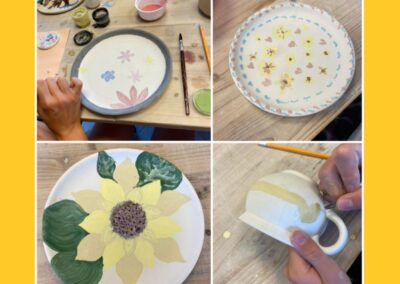 Keramikmalwerkstatt