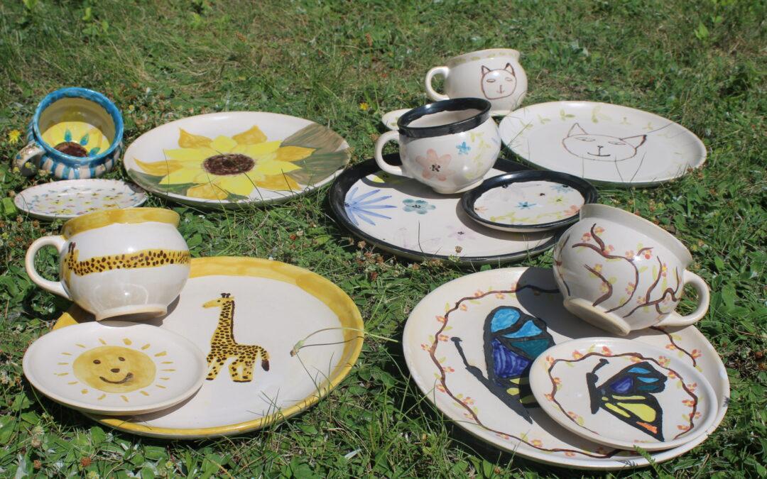 offene Keramikwerkstatt