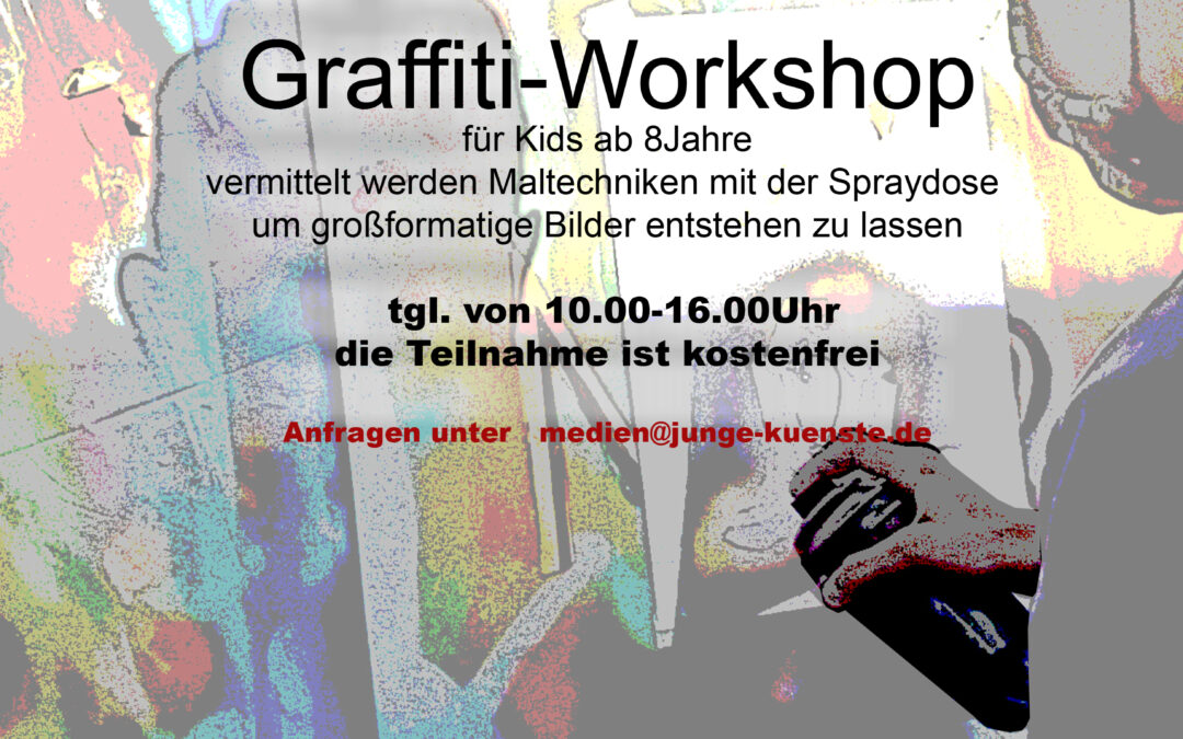 06./07.10.2021 Graffiti-Workshop